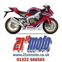 21st Moto Ltd - Honda Motorcycle Dealership
