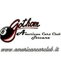 Gotham American cars club Toscana