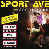 Sport Avenue Pau Centre-Parc Exposition