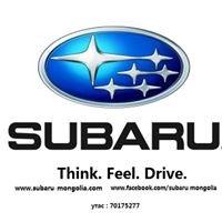 Subaru Mongolia