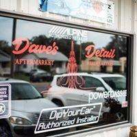 Dave's Detail & Aftermarket Headquarters, LLC.