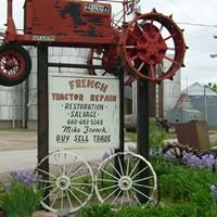 French Tractor Repair, Restoration, & Salvage