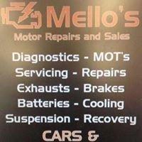 Mello's Motor Repairs