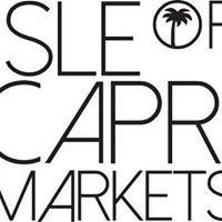 Isle of Capri Markets