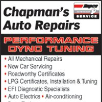 Chapmans Auto Repairs, Performance Dyno Tuning and Electrical