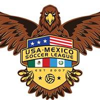 U.S.A. - MEXICO SOCCER LEAGUE