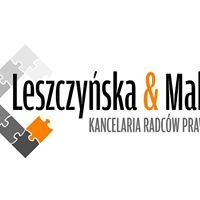 Leszczyńska&Malek Kancelarie Radców Prawnych