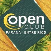 Open Club - Paraná - Entre Rios