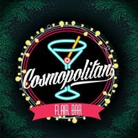 Cosmopolitan Flair Bar