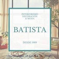BATISTA Interiores, Decoración & Moda