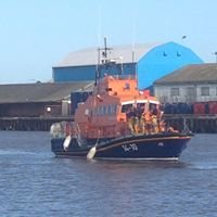 Gt Yarmouth and Gorleston RNLI Lifeboat Station
