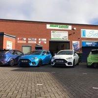 Matt Lewis Motorsport - Revo Authorised Dealer