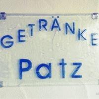 Getränkemarkt  Patz