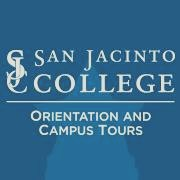 San Jacinto College South Orientation and Campus Tours