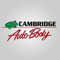 Cambridge Auto Body
