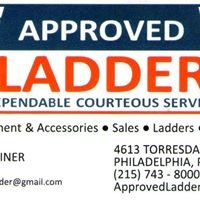 Approved Ladder & Equipment