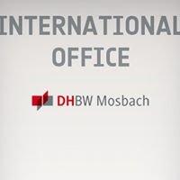 DHBW Mosbach Internationals