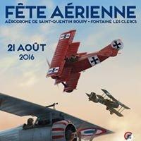 Fête Aérienne Internationale de Saint Quentin