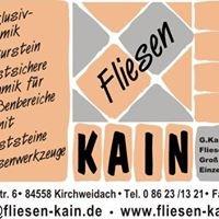 Fliesen Kain Kirchweidach