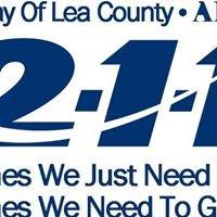 United Way of Lea County 2-1-1 Helpline