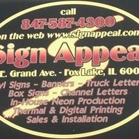Sign Appeal