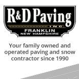 R&D Paving Inc.