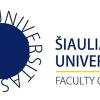 Siauliai University Faculty of ARTS