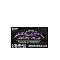 Overdrive Automotive Orillia  Tonys one stop tire