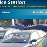 Bryn Gwyn Service Station