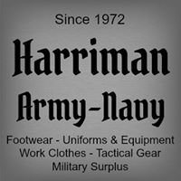 Harriman Army-Navy