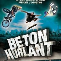 Exposition Béton Hurlant