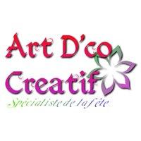 ART D'CO CREATIF