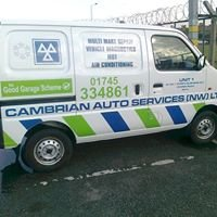 Cambrian Autoservices Ltd