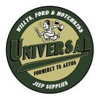 Universal Jeep Supplies