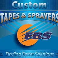 FBS Tapes snd Sprayers