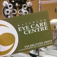 Waterloo Eye Care Centre, Drs Lutzi, Ball and Associates