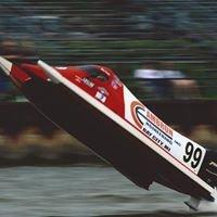 K-9 Tunnel Boat Racing