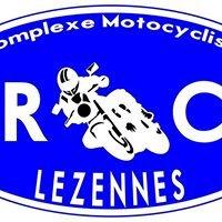 """Complexe Motocycliste """"La Montagne de Fer"""" de LEZENNES (Nord 59)"""
