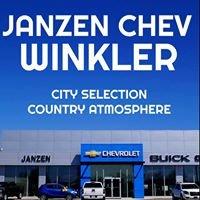 Janzen Chevrolet Buick GMC Limited
