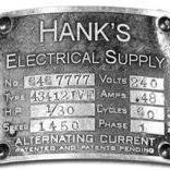Hank's Electrical Supply