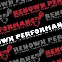 Renown Performance