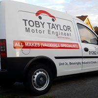 Toby Taylor Motor Engineer