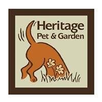 Heritage Pet & Garden