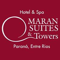 Maran Suites & Towers. Hotel en Paraná, Entre Rios
