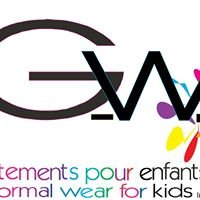 GW Formal Wear for Kids Inc.