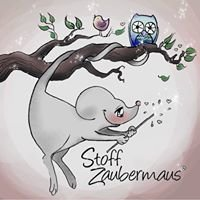 Stoffzaubermaus