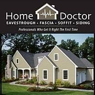 Home Doctor - Toronto Eavestrough, Fascia, Soffit & Siding Contractors