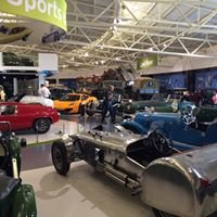 Heritage Motor Museum And Landrover And Jaguar