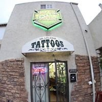 My Old Tattoo Parlor