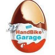 Handbike Garage